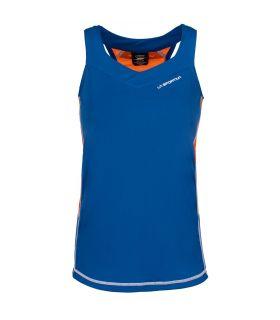 Camiseta La Sportiva Joy Tank Mujer Azul. Oferta y Comprar online