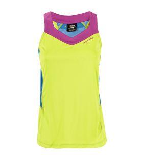 Camiseta La Sportiva Joy Tank Mujer Verde