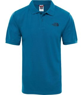 Polo The North Face Polo Piquet Hombre Azul Coral
