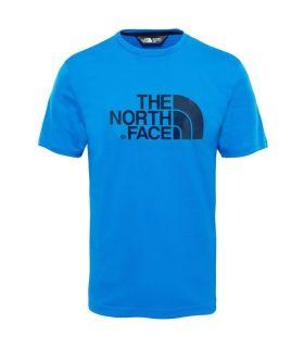 Camiseta The North Face Tanken Tee Bomber Hombre Azul. Oferta y Comprar online