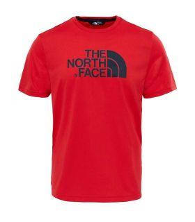 Camiseta The North Face Tanken Tee High Risk Hombre Rojo