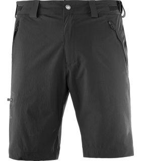 Pantalones Salomon Wayfarer Hombre Negro. Oferta y Comprar online