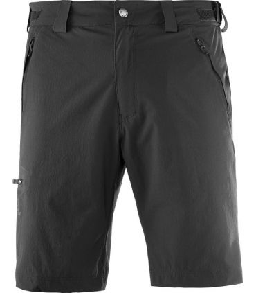 Pantalones Salomon Wayfarer Hombre Negro