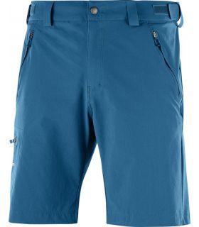 Pantalones Salomon Wayfarer Hombre Azul