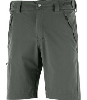 Pantalones Salomon Wayfarer Hombre Gris Oscuro