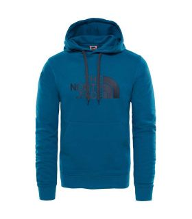 Sudadera The North Face M LT Drew Peak PO HD Hombre Azul
