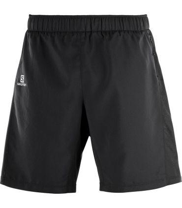 Pantalones Salomon Agile 2in1 Short Hombre Negro