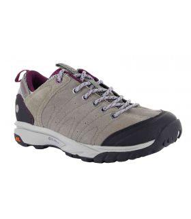 Zapatillas Hi-Tec Tortola Trail Wp Mujer Taupe. Oferta y Comprar online