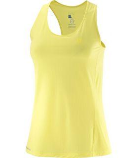 Camiseta Salomon Agile Tank Mujer Lima. Oferta y Comprar online