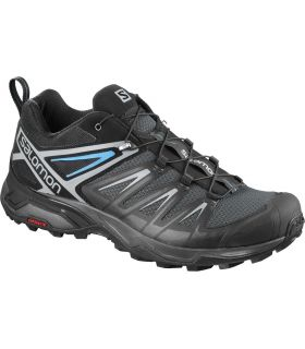 Zapatillas de trekking Salomon X Ultra 3 Hombre Negro
