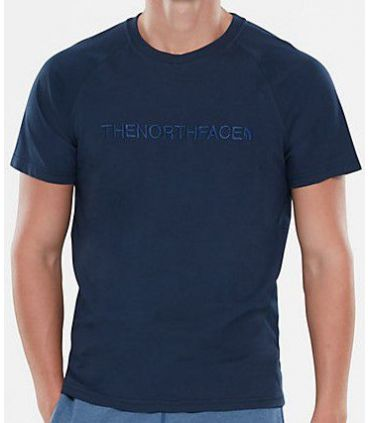 Camiseta The North Face S/S Kcc Chest Tee Hombre Navy