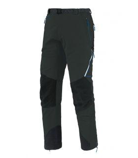 Pantalones Trangoworld Prote Fi Hombre Gris Azul