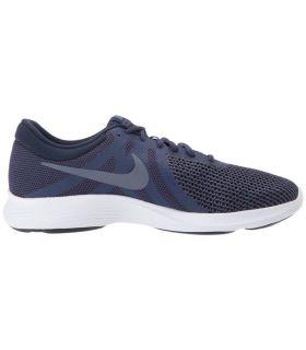 Zapatillas Nike Revolution 4 Eu Hombre Navy. Oferta y Comprar online