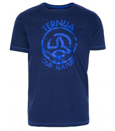 Camiseta Ternua Termon Hombre Azul Oscuro