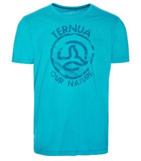 Camiseta Ternua Termon Hombre Azul. Oferta y Comprar online