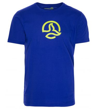 Camiseta Ternua Causte Hombre Azul