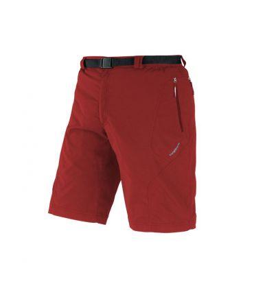 Pantalones cortos Trangoworld Dobu Fi Hombre Rojo