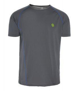 Camiseta Ternua Under Hombre Gris. Oferta y Comprar online