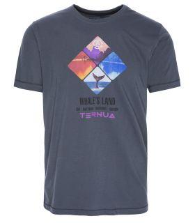 Camiseta Ternua Ticknock Hombre