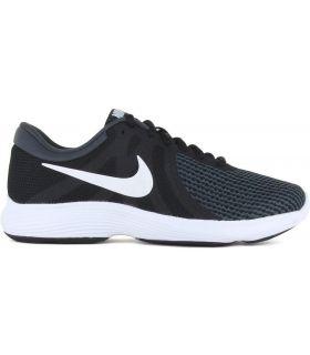 Zapatillas Nike Revolution 4 Eu Hombre Negro Blanco. Oferta y Comprar online
