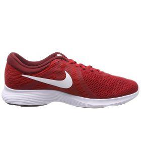 Zapatillas Nike Revolution 4 Eu Hombre Rojo. Oferta y Comprar online