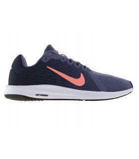 Zapatillas Nike Downshifter 8 Mujer Carbón Ligero