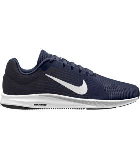 Zapatillas Nike Downshifter 8 Hombre Navy. Oferta y Comprar online
