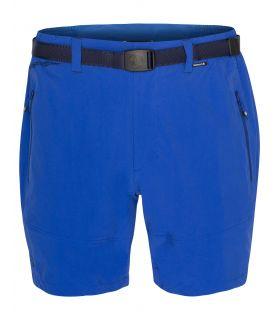 Pantalones Cortos Senderismo Ternua Fris Short Hombre Azul. Oferta y Comprar online