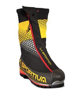 Botas La Sportiva G2 SM Negro Amarillo. Oferta y Comprar online
