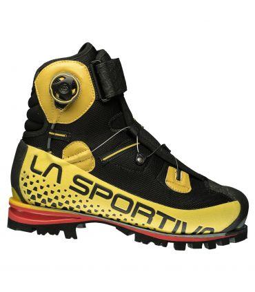 Botas La Sportiva G5 Negro Amarillo