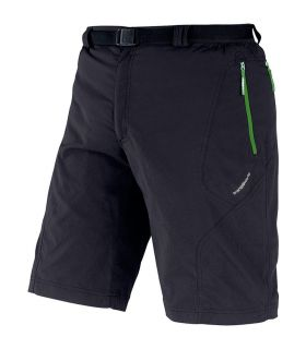 Pantalones cortos Trango World Dobu Fi Hombre Gris Verde