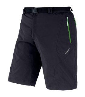 Pantalones cortos Trango World Dobu Fi Hombre Gris Verde. Oferta y Comprar online