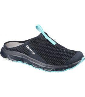 Zapatillas descanso Salomon Rx Slide 3.0 Mujer Negro. Oferta y Comprar online