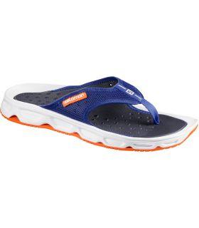 Sandalias de Descanso Salomon RX Break Hombre Azul