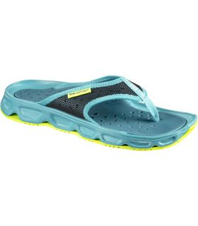 Sandalias de Descanso Salomon RX Break Mujer Verde