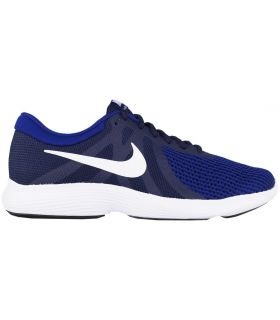 Zapatillas Nike Revolution 4 Eu Hombre Navy Medianoche