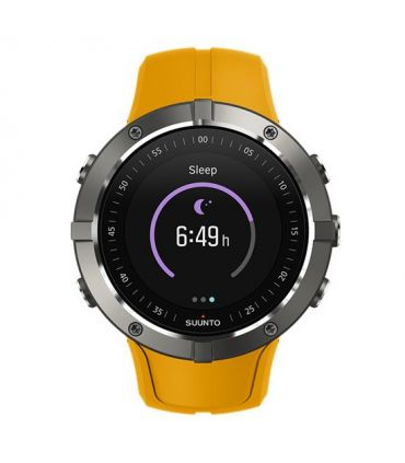 Reloj Suunto Spartan Trainer Wrist HR Amber