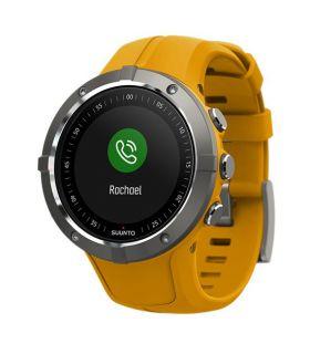 Reloj Suunto Spartan Trainer Wrist HR Amber. Oferta y Comprar online