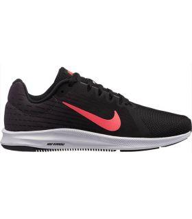 Zapatillas Nike Downshifter 8 Mujer Negro Rosa. Oferta y Comprar online