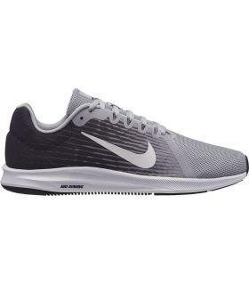 Zapatillas Nike Downshifter 8 Hombre Lobo Gris. Oferta y Comprar online