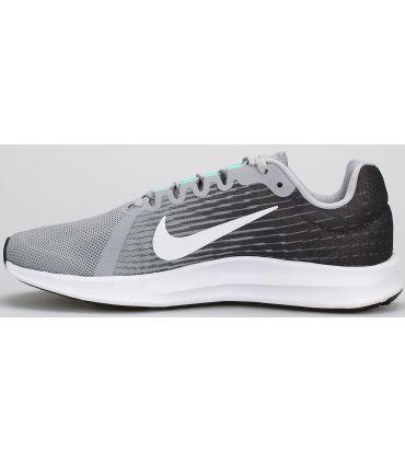 Zapatillas Nike Downshifter 8 Hombre Lobo Gris