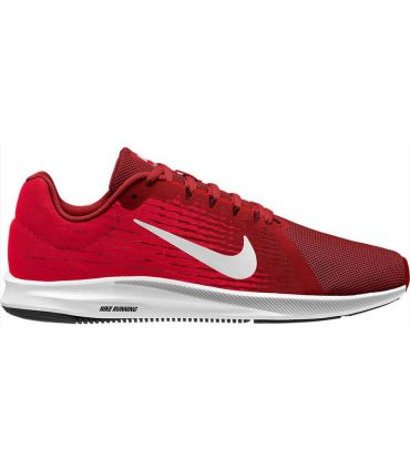 Zapatillas Nike Downshifter 8 Hombre Rojo