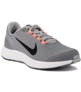 bc7a183e5 Oferta zapatillas running Nike Runallday Hombre Gris Azul