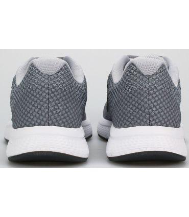 Zapatillas running Nike Runallday Hombre Gris Negro