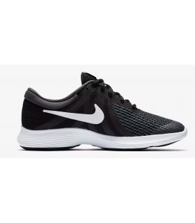 Zapatillas Nike Revolution 4 GS Negro
