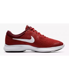 Zapatillas Nike Revolution 4 GS Rojo