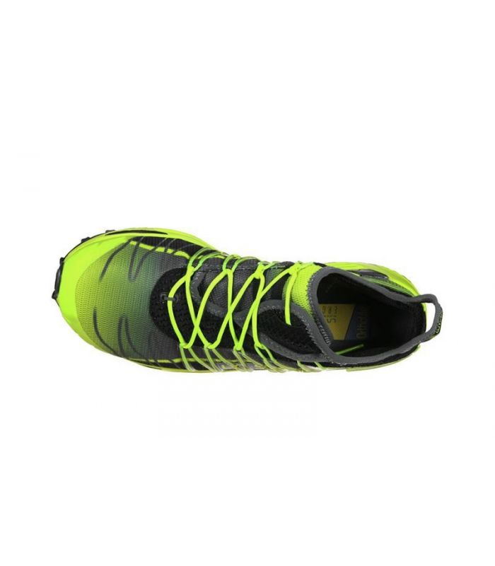 Compra online Zapatillas trail running La Sportiva Mutant Hombre Gris Lima en oferta al mejor precio