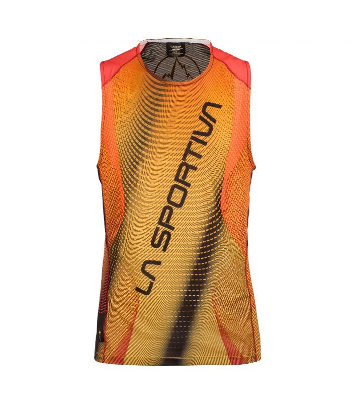 Compra online Camiseta La Sportiva Velocity Tank Hombre en oferta al mejor precio