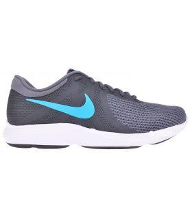 Zapatillas Nike Revolution 4 Eu Hombre Antracita. Oferta y Comprar online