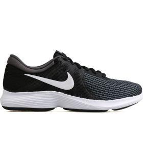 Zapatillas Nike Revolution 4 Eu Mujer Negro Blanco